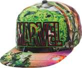 Marvel Besaball Cap Hulk Full Color Snapback sb2cggmvu