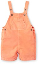 Petit Bateau Baby boy short overalls in oxford