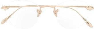EQUE.M Round Frame Glasses