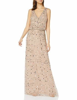 Frock and Frill Women's Gaby Embellished Maxi Dress Party