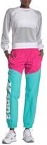 Fit & Fresh Kappa Active Authentic Bordos Colorblock Logo Pants