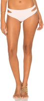 San Lorenzo Cut Out Wrap Bikini Bottom
