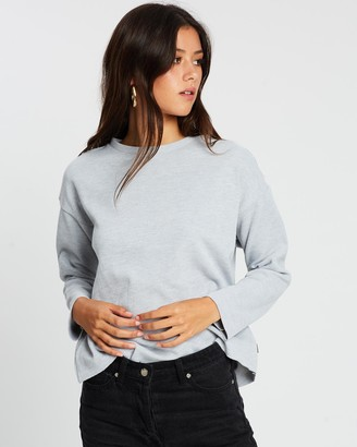 Silent Theory Rage Crew Sweater