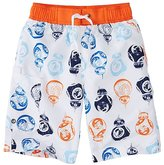 Star WarsTM Boys The Force Awakens Board Shorts With UPF 50+
