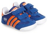 adidas Infant Boy's 'Learn-2-Walk - Dragon' Crib Shoe