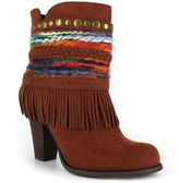 DOLCE by Mojo Moxy Bronco Women's Ankle Boots