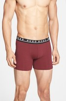 BOSS Cyclist 3-Pack Stretch Cotton Boxer Briefs