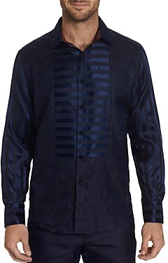Robert Graham Classic Fit Limited Edition Silk Shirt