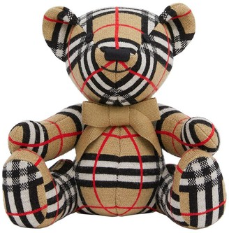BURBERRY KIDS Check Teddybear