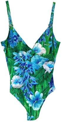 Christian Dior Multicolour Synthetic Swimwear