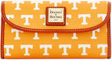 Dooney & Bourke NCAA Tennessee Continental Clutch