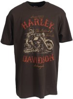 Harley-Davidson H-D Men's Tee - The Baddest | Eagle Custom Overseas Tour - LG