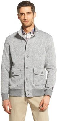 Izod Men's Sportswear Premium Essentials Bomber Jacket