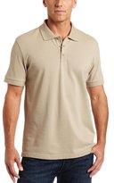 Classroom Uniforms Classroom Men's Short-Sleeve Pique Polo Shirt