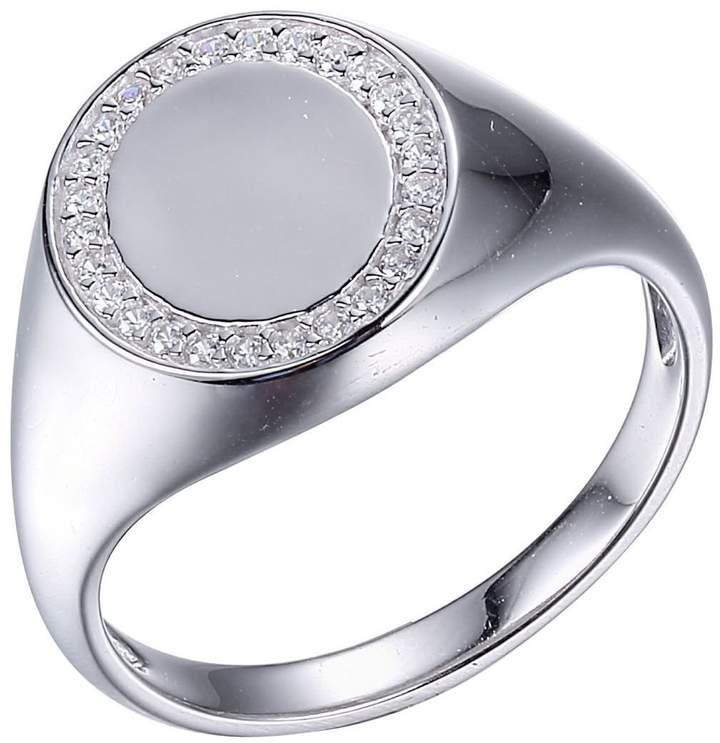 012fecf40ee03 Gents Sterling Silver Signet Ring