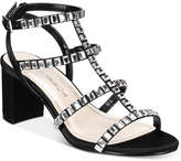 Caparros Insync Block-Heel Evening Sandals Women's Shoes