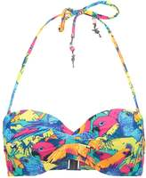 Beach Life Beachlife FALLING LEAVES Bikini top multicoloured