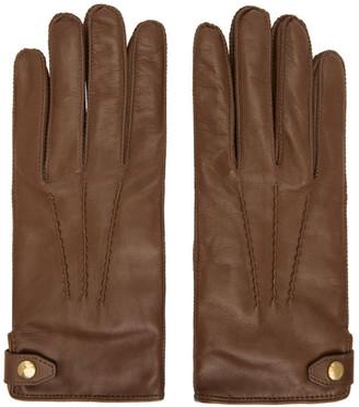 Dunhill Tan Duke Gloves