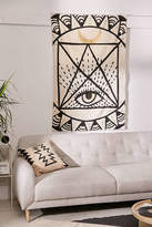Urban Outfitters Graphic Eye Tapestry