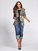 New York & Co. Gabrielle Union Collection - Camo Jacket