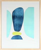 "Serena & Lily ""Sea Stones II"" by Rob Delamater"
