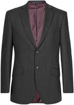 Marks And Spencer Big And Tall Charcoal Regular Fit Suit