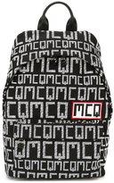 McQ by Alexander McQueen logo print backpack