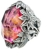 Lyly Erlandsson pink winter ring
