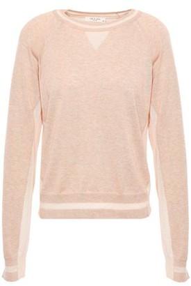 Rag & Bone Kento Melange Pima Cotton Sweater