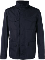 Tod's cargo jacket - men - Cotton/Polyester - M