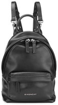 Givenchy Nano Smooth Leather Backpack, Black