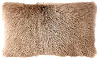 OKA Chyangra Goat Hair Cushion Cover - Fawn