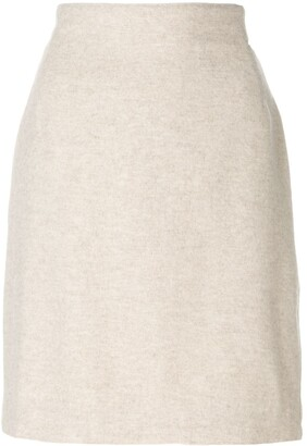 Versace Pre-Owned Pencil Skirt
