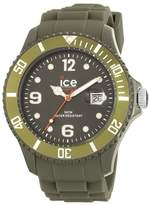 Ice Watch Ice-Watch Men's Ice-Winter SW.GL.B.S.11 Silicone Quartz Watch with Dial