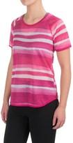 Brooks Ghost Running Shirt - Short Sleeve (For Women)