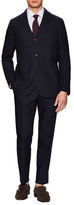Boglioli Dover Wool Solid Suit