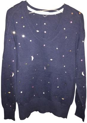 Tsumori Chisato Blue Cotton Knitwear for Women