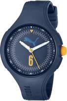 Puma Women's PU911201003 Wave - Navy Analog Display Quartz Watch