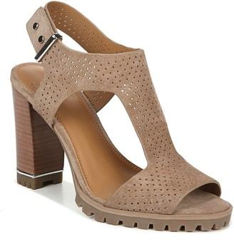 Franco Sarto Allister T-Strap Lug Sole Sandal