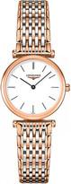 Longines L42091927 La grande classique stainless steel watch