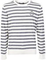 Dolce & Gabbana Striped Sweater