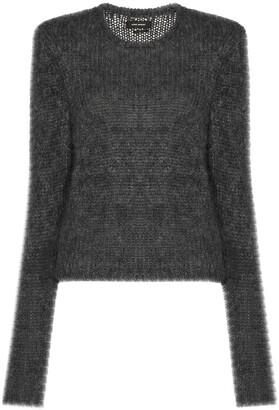 Isabel Marant Fine-Knit Long-Sleeve Jumper