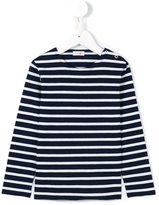 Il Gufo striped top