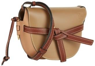 Loewe Small Leather Gate Bag