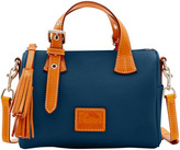 Dooney & Bourke Patterson Leather Small Kendra Satchel