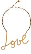 Lanvin Love necklace