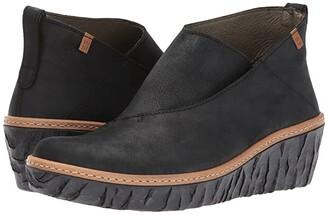 El Naturalista Myth Yggdrasil N5131 (Black) Women's Shoes