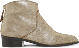 Dune Pearcey leather ankle boots