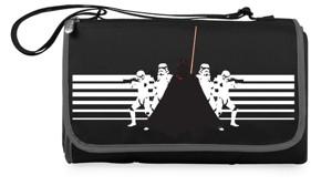 Picnic Time Darth Vader Geo Blanket Tote