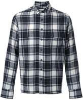 Simon Miller wool plaid shirt